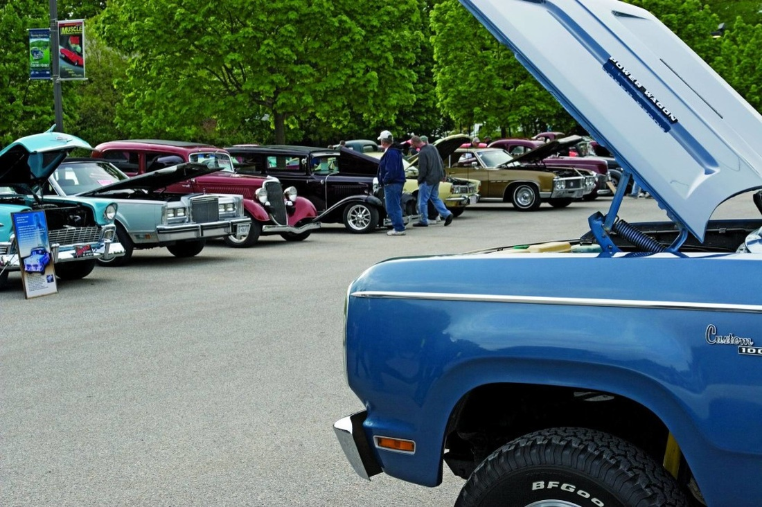 New England Car Shows And Cruise Nights - Riverside casino car show